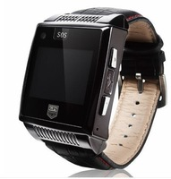 2014 New GPS tracker Watch phone G10 1.6 inch SOS Quad band mobile GPS Tracker ,Heart Pulse Monitor Support Watch phone