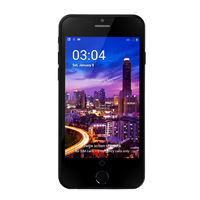 "JDT A6 MTK6582 Quad Core Mobile Phone 1.3G MHz 512MB+8GB 4"" IPS Screen Android 4.2 wifi GPS 3G Camera 5MP+1MP"