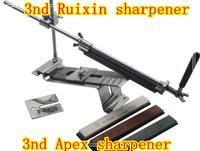 3nd Ruixin Apex sharpener fix edge wicked lansky sharpening system sharpening system 4 whetstone Kitchen Knife Sharpener System