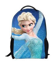 Free shipping! Children's backpacks frozen bags, cartoon kids backpack, children's school bags girls, girls schoolbags