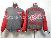 Free shipping NHL Philadelphia Flyers stitched hockey jacket  good quality