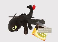 How to Train Your Dragon 2 plush toy, NightFury plush toy Night Fury toy for kids toy Free shipping