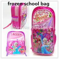 school bags for girl.girl school elsa and anna bag. frozen girl elsa bag.backpacks for teenage girls .frozen frozen backpack
