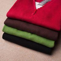 XL-5XL Casual Women Waffle Knitwear Cotton Lady Pullover Jumper Plus Big Large Size XXL XXXL XXXXL XXXXXL 2014 New Autumn Fall