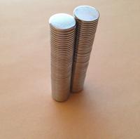 Neodymium Disc Mini 10mm X 1mm Rare Earth N35 Strong Magnets Craft Models