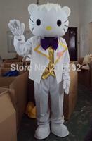 Adult size Male Hello kitty Mascot costume Free shipping