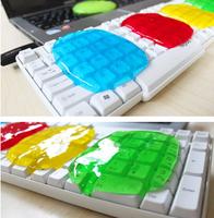 Magic glue universal laptop keyboard cleaning soft rubber clean keyboard glue