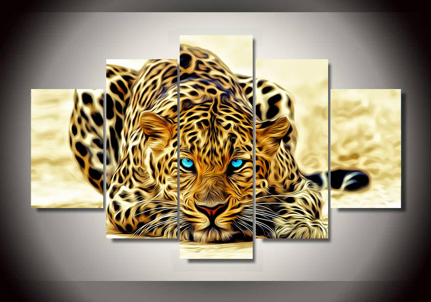 Popular Leopard Bedroom Decor from China best selling