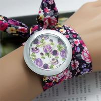 Women Ribbon Belt Watches Casual Fashion Elegant Quartz Analog Geneva Watches New Arrival Gift XWT030
