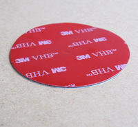 10sheets/lot 3M VHB 5608a Acrylic Foam Double Sided Attachment Extremely Strong Adhesive Tape