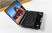 mini laptop netbook S30 2GB+250GB intel D2500 Dual core 1.86GHZ 10.2inch LED screen laptop