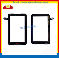 Original 7inch For Lenovo A1000 Touch Screen With Digitizer Panel Front Glass Lens Black Color
