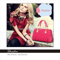 Handbags Korean version of the new 2014 Miss Xia Ji big European and American fashion chain bag hand shoulder bag Messenger bags