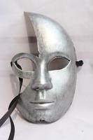 Mask princess halloween the dance party half face mask vintage mask