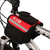 the new bike fashion tube pack saddle bag  mountain bike package 12850