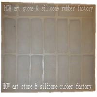 wholesale rubber molds stone