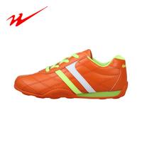 Amphiaster child football shoes training shoes nails broken k-9011 male girls shoes lacing paragraph