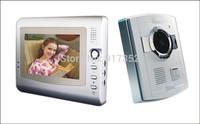2014 New Arrival Hot Sell LCD Color Video Door Phone Door Intercom System