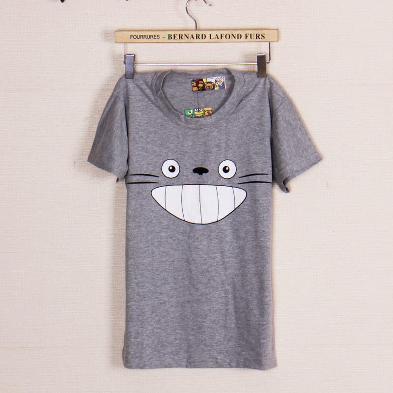 Cartoon Laughing Mouth Cotton Cute Cartoon Mouth Neighbor Totoro