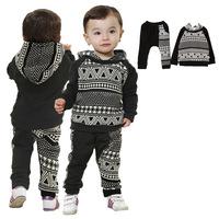 2014 Tong Dongzhuang Korean children products not inverted velvet suit for children 0526
