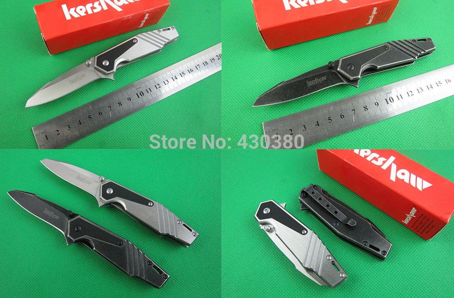 Kershaw Knives Hunting Knives Kershaw Knives 2 Types Folding Knife Camping Survival Knife Tactical Pocket