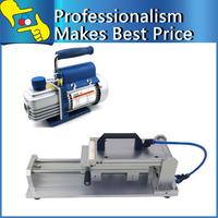 OCA Laminating Machine Polarizing Film Protective Film Laminating Machine Separator Split-screen Machine with Vacuum Pump
