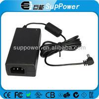 UL GS CE FCC SAA certificate PA1090 desktop 36V 2.5A  power adapter free shipping