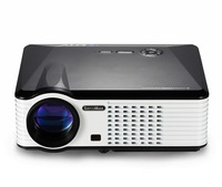 real HD led video native 800*480p projector,double HDMI,USB,VGA ,optional TV ports, wholesale from barcomax orignal manufacturer