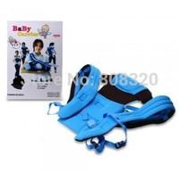 Free shipping!!! Baby Infant Toddler Adjustable Front Back Carrier Sling Backpack Sky Blue