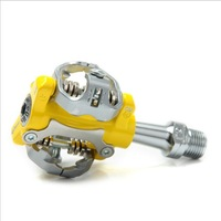 Cycling MTB Road Bicycle Bike Parts Chrome-moly & Aluminum Self-Locking Clipless PD-M520 M520 Pedals SPD Cleats Bike Pedals