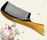 one pack 2pcs natural sanders comb sanders handle combs sanders combs