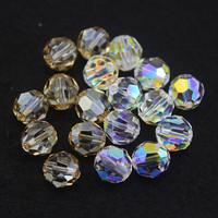 Free shipping new pear shape 4/5/6/8/10mm 3 colors high quality original factory swa austrian 20pcs/lot sj004 crystal beads 2014