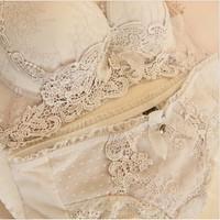 Free shipping new 2014 women lace bra sexy underwear push up beautiful bra sets V238