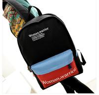 2014 Korean factory direct wholesale trade school schoolbag shoulder bag woman bag