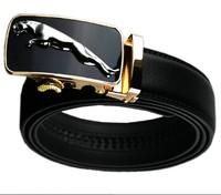 Explosion wholesale men belt buckle belt leather belt custom-made leather belt men