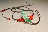 2014 Fashion Women Jewelry accessories handmade ceramic bohemia style long necklace 4384 Free Shipping