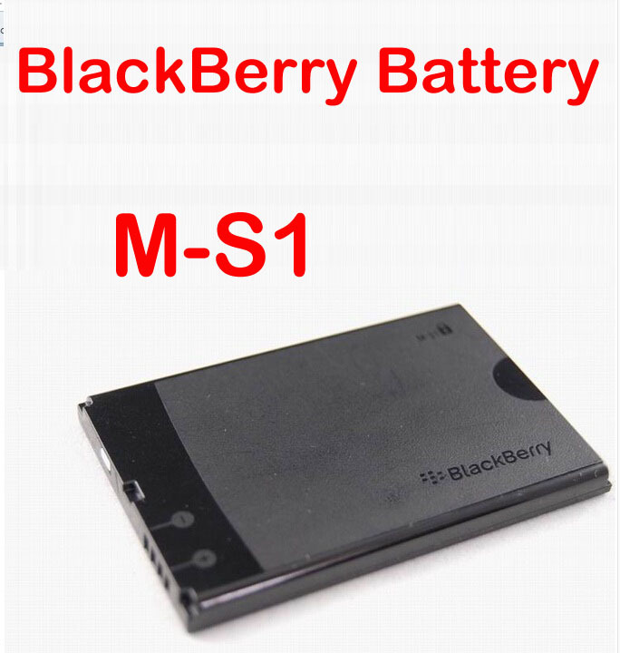 Rechargeable Battery M-S1 MS1 1400mAh For BlackBerry 9000 9030 Bold 9220 9630 9700 9780(China (Mainland))