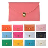 Hot New Fashion Women Envelope Clutch Chain Purse Lady Handbag Tote Shoulder Bag  BAG015