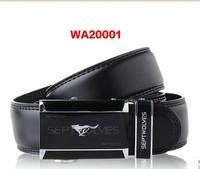 Man belt Septwolves leather belt