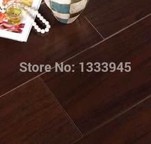 Whole sale!! Good quality dark brown woods grain ceramic floor tiles wooden antique porcelain tiles luxury flooring for bedroom(China (Mainland))