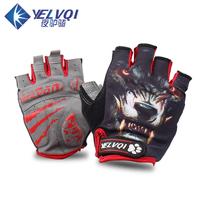 Men's summer outdoor breathable half finger gloves MTB equipment