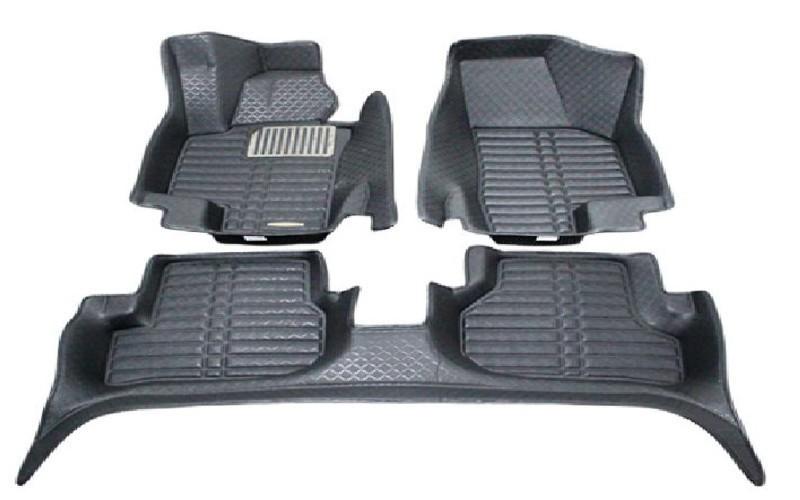 wholesale high quality for 2006-2009 KIA SORENTO waterproof 3D suede car mats car carpet 3color(China (Mainland))