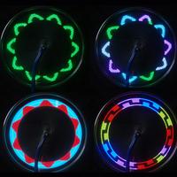 2014 32 pattern colorful hot wheels bicycle light spoke light mountain bike