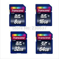 Quality 8GB 16GB 32GB 64GB HC Transflash SD CARD Flash memory/ Memory Card Real capacity+Retail BOX+GIFT Reader