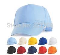 2014 Customized advertising cap logo work travel student children baseball hat