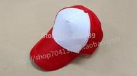 2014 Customized advertising cap logo work travel student children baseball hat  3652