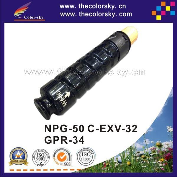 (CS-CNPG50) принтеров совместимые картриджи для Canon NPG50 C-EXV-32 GPR-34 NPG-50 CEXV32 GPR34 НПГ 50 CEXV 32 GPR 34 19.4 К rd ffcirc3100fu original fuser film unit for canon image runner ir c3100 3100 2570 npg23 gpr13 npg 23 gpr 13 npg 23 gpr 13