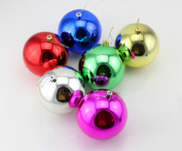 30pcs/ lot Diameter 4cm Christmas Ball Christmas Tree Decoration Party Decorating Free Shipping Wholesale Drop Shipping