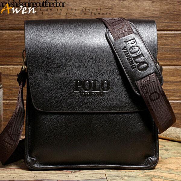 Awen-hot sell famous brand Italian design genuine leather men bag,leisure business genuine leather messenger bag for men,man bag(China (Mainland))