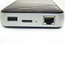 """2PCS 2.5"""" Sata I / II Hard Drive HDD Enclosure USB 3.0 External Enclosure Case box power bank HDD 2TB 3G wifi Repeater router(China (Mainland))"""